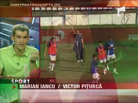 Marian Iancu vs. Victor Piturca! Raboi in direct