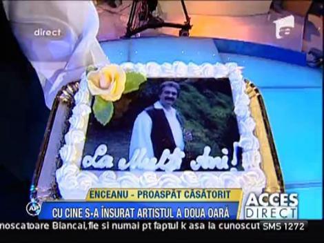 Tort si sarmale pentru Constantin Enceanu si Petrica Matu Stoian