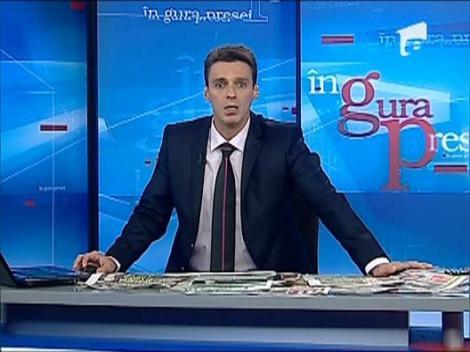 """Mircea Badea: """" Nu ma intereseaza razboiul Udrea - Blaga"""""""