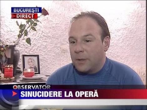 Sinucidere la opera! Soprana Roxana Briban a murit