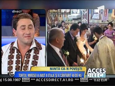 Fosta sefa a Loteriei - nasa la o nunta autentica din Bucovina
