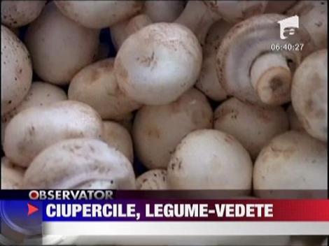 Felicia: Ciupercile, legume-vedete