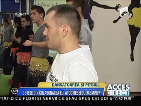 "Jasmine si Ionut ""Pitbull"" Atodiresei - dans din buric"