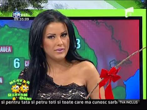 Daniela Crudu ne spune povestea lui Mos Nicolae
