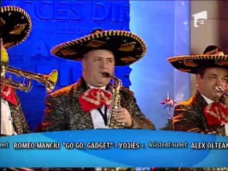 Los Platanos au cantat pentru Angelo Niculescu