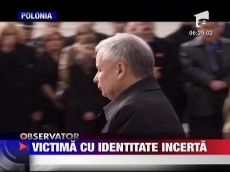 """Jaroslaw Kaczynski: """"Cel din mormant nu este fratele meu"""""""