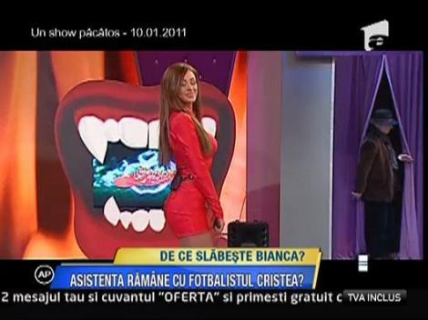 De ce a slabit Bianca Dragusanu?
