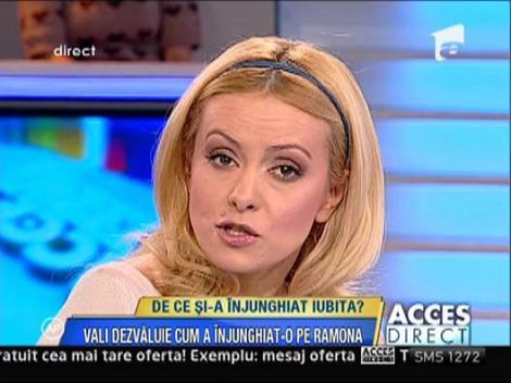 Monica Tatoiu nu concepe ca agresorul sa nu plateasca pentru fapta sa