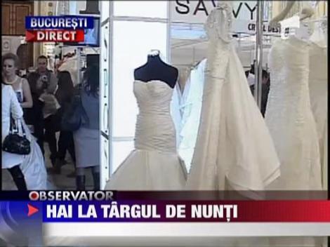 Targ de nunti in Capitala
