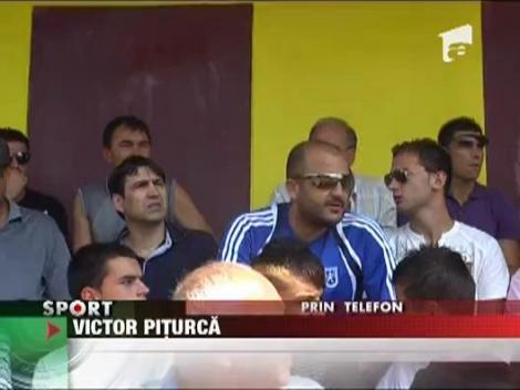 "Victor Piturca: ""Nu-l iert pe Mititelu pentru nimic in lume"""