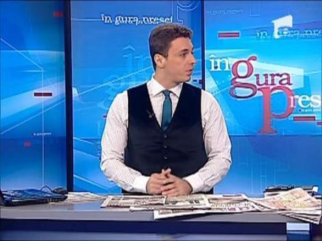 """Mircea Badea: """"Eu nu am cauciucuri de iarna"""""""
