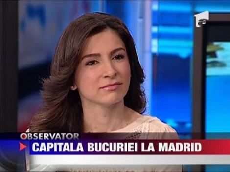 Bucurestiul, capitala bucuriei la Madrid