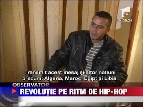 Revolutie pe ritm de Hip-Hop