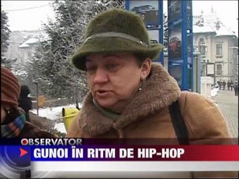 Gunoiul Craiovei, strans pe ritm de hip-hop