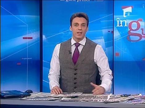 """Mircea Badea: """"M-am saturat de Egipt"""""""