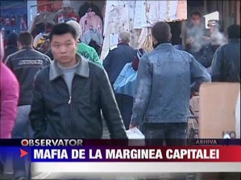 Mafia din cel mai mare en-gros din Romania, Complexul Europa