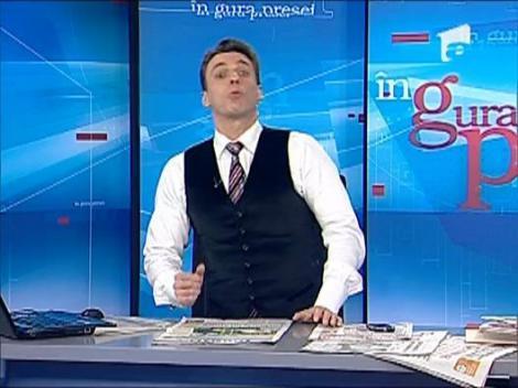 """Mircea Badea: """"Andreea Raicu nu e buna de Ciao"""""""