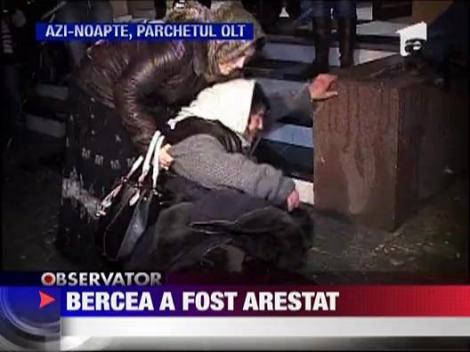 Bercea Mondial, arestat pentru 29 de zile