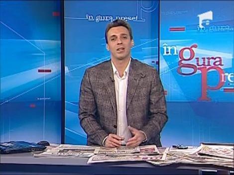 """Mircea Badea: """"Asta e presedintele Romaniei"""""""