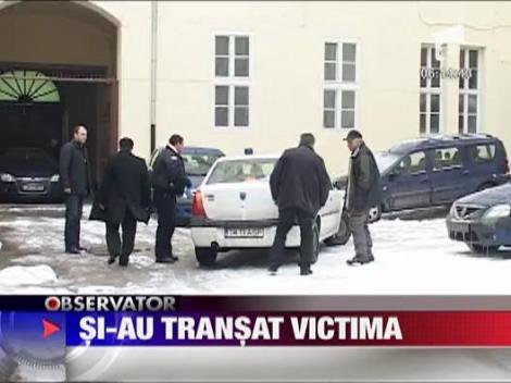 Suspecti in cazul cadavrului gasit transat la groapa de gunoi