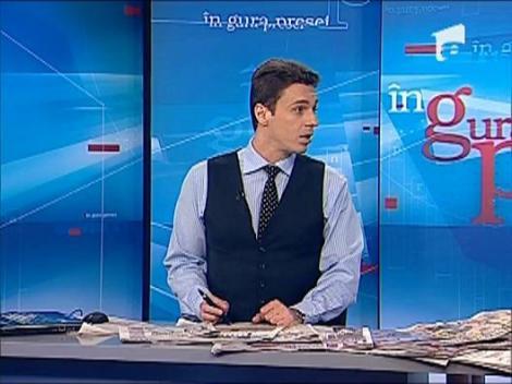 "Mircea Badea: ""Eu vreau ca Bercea Mondial sa nu mai aiba permis"""