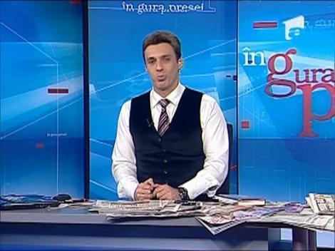 """Mircea Badea: """"Bercea ramane cu permis auto"""""""
