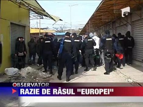 "Razie de rasul ""Europei"""