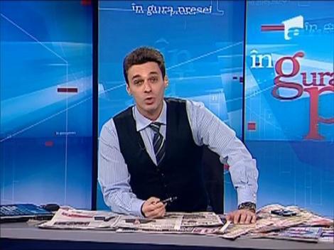 """Mircea Badea: """"ANAF infirma ce a spus ANI"""""""