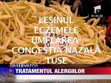 Felicia: Principalele simptome ale alergiilor alimentare