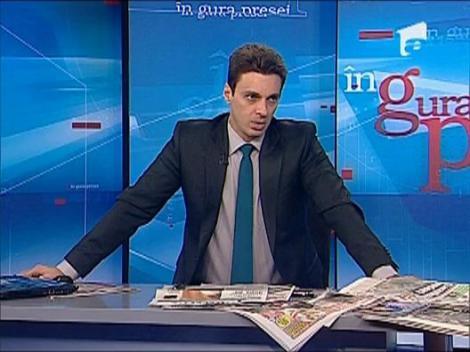 """Mircea Badea: """"Dumnezeu ne protejeaza pe noi de cutremur"""""""