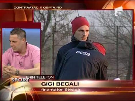Gigi Becali se ia de freza lui Sumudica