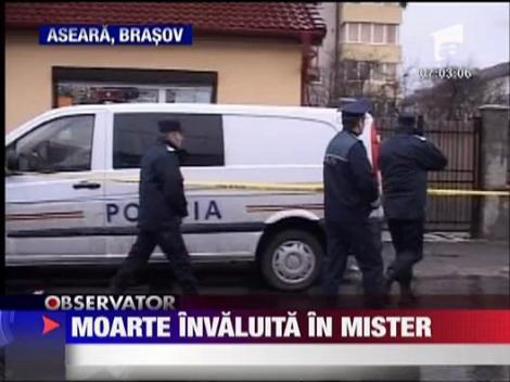 Moarte invaluita in mister, in Brasov