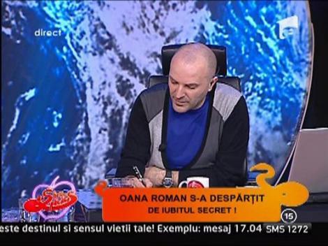 Oana Roman a facut 3 avorturi