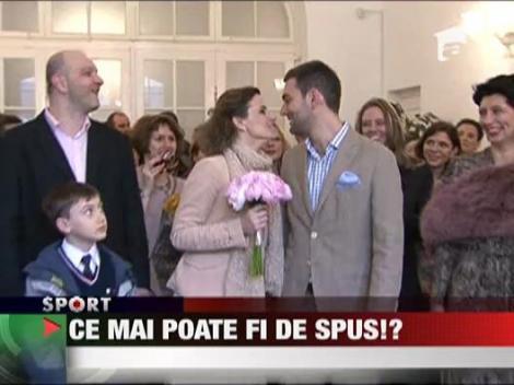 Moderatorul GSPTV, Silviu Tudor Samuila a pus capat burlaciei