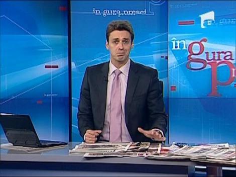 "Mircea Badea: ""Avem sapte servicii de informatii intr-o tara de nimic"""