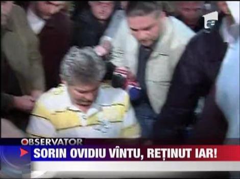 Sorin Ovidiu Vantu a ajuns din nou in spatele gratiilor
