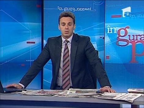 Elena Udrea ataca presa romaneasca