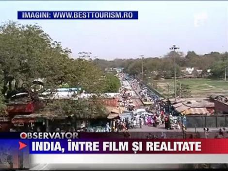 India, intre film si realitate