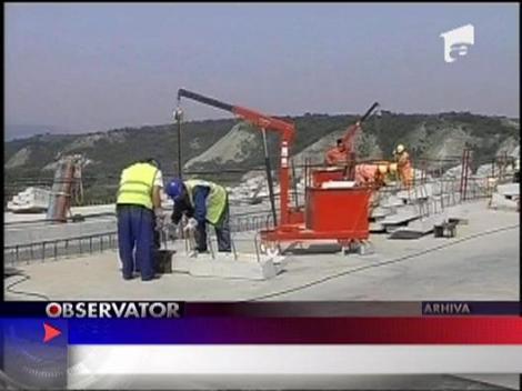 Bechtel isi muta in Kosovo utilajele de pe autostrada Transilvania