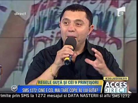 Nicolae Guta a fost surprins de echipa Acces Direct