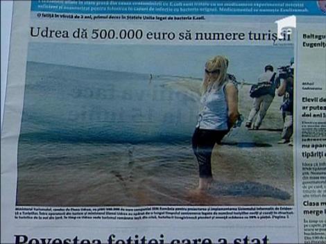 Udrea vede turismul iesit din criza. Hotelierii anunta scaderi cu 20%