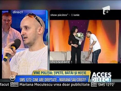 """""""Mariana Moculescu"""" are doua relatii"""