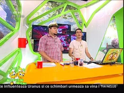 Maine, live chat cu Razvan si Dani pe pagina de Facebook X Factor