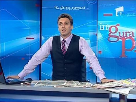 """Mircea Badea: """"Nu sunt nationalist, dar eu nu mai pot cu ungurii! Mai lasati-ne in pace!"""""""