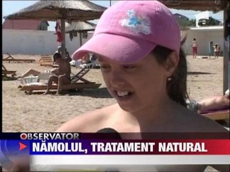 Namolul, tratament natural