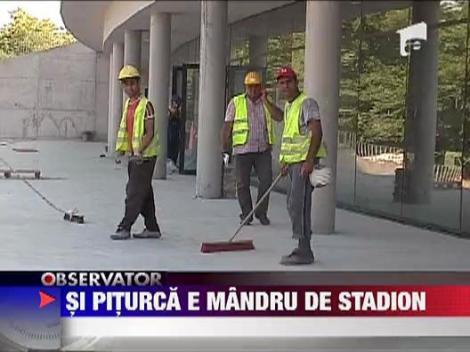"Stadionul ""National Arena"" este aproape gata!"