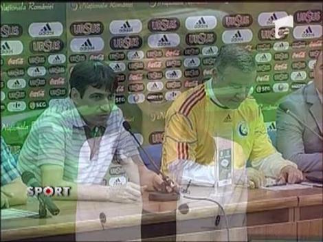 Romania ataca Argentina lui Messi cu generalii!