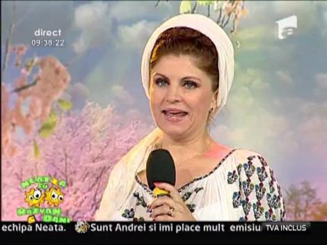 """Mariana Ionescu Capitanescu- """" Prietenia-i lucru mare"""""""