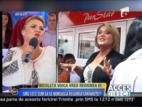 Vezi ce a spus Nicoleta Voica la Acces Direct!