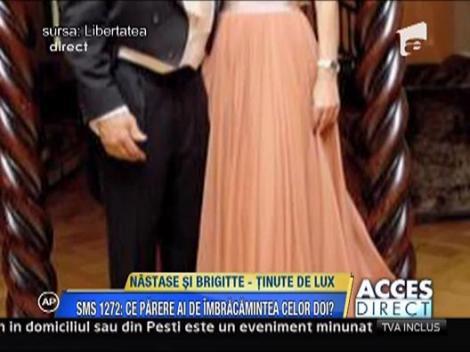 Nastase si Brigitte se pregatesc pentru nunta printului Albert de Monaco